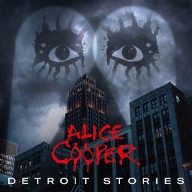 ALICE COOPER, Detroit stories BLACK VINYL