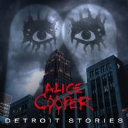 ALICE COOPER, Detroit stories BLACK VINYL