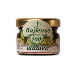 Варенье из шишек сосны 30 гр