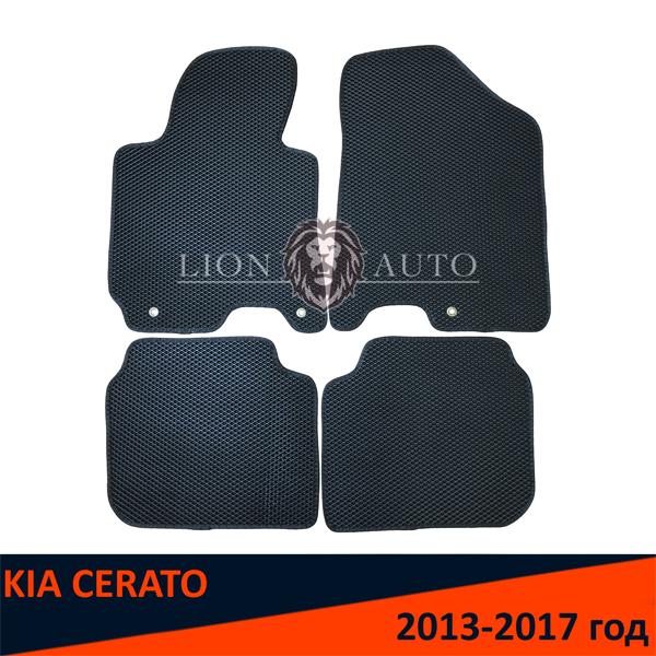 EVA коврики на KIA CERATO (2013-2017г)