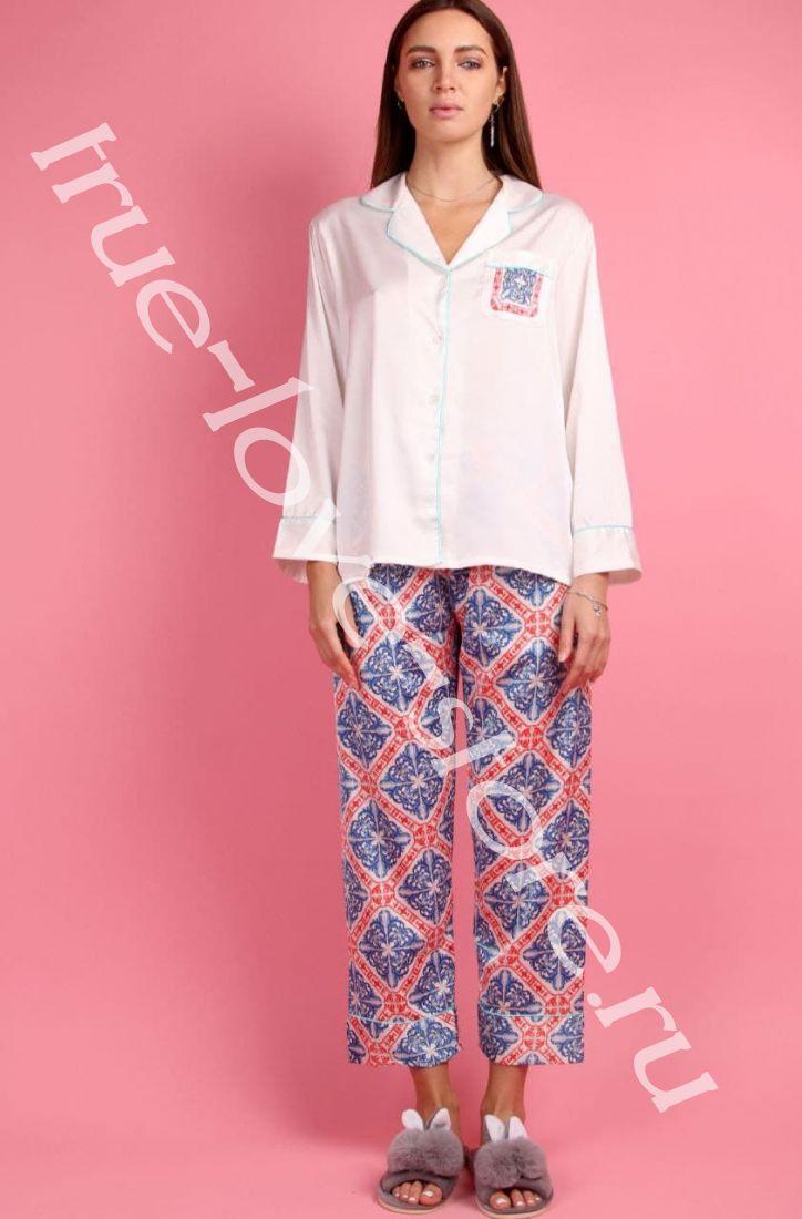 5023-6- Цена за 2 шт, Пижама двойка   (L,XL)