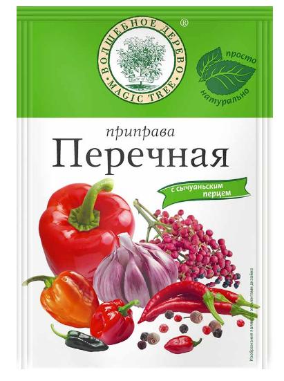 """ВД Приправа """"Перечная"""" 20г"""