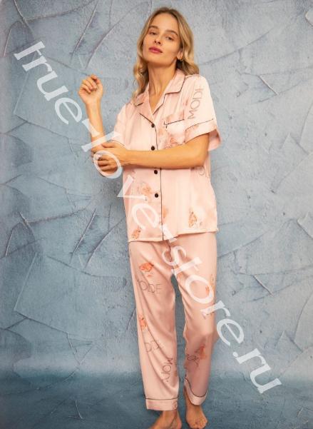 5021-5- Цена за 2 шт, Пижама двойка  (L,XL)