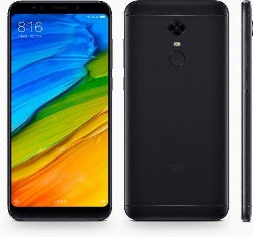 Xiaomi Redmi 5 Plus 3/32GB Black
