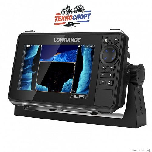Эхолот Lowrance HDS- 7 LIVE no Transducer (ROW)