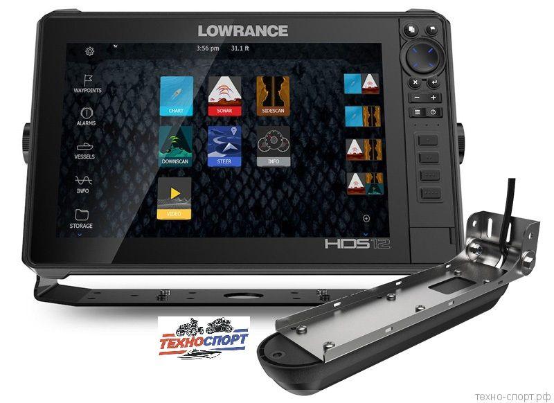 Эхолот Lowrance HDS-12 LIVE with Active Imaging 3-in-1 (ROW)