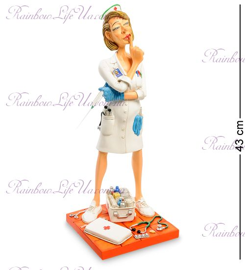 "Статуэтка медсестра 85544 ""The Nurse. Forchino"""