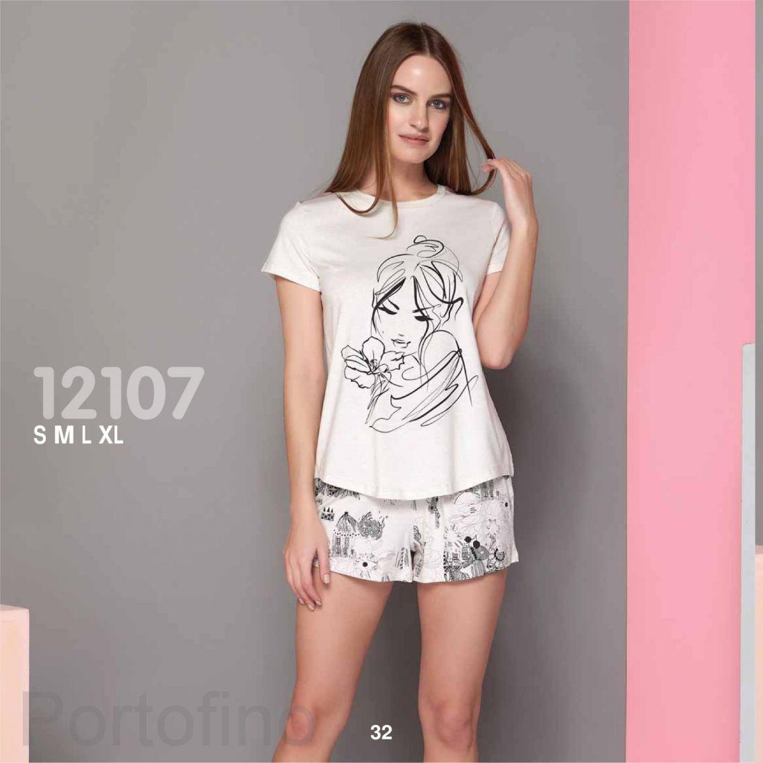 12107 SV Пижама женская