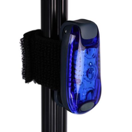 Миниатюрная задняя велосипедная фара Bicycle Taillights SMD, 5,5х2,8х1,3 см