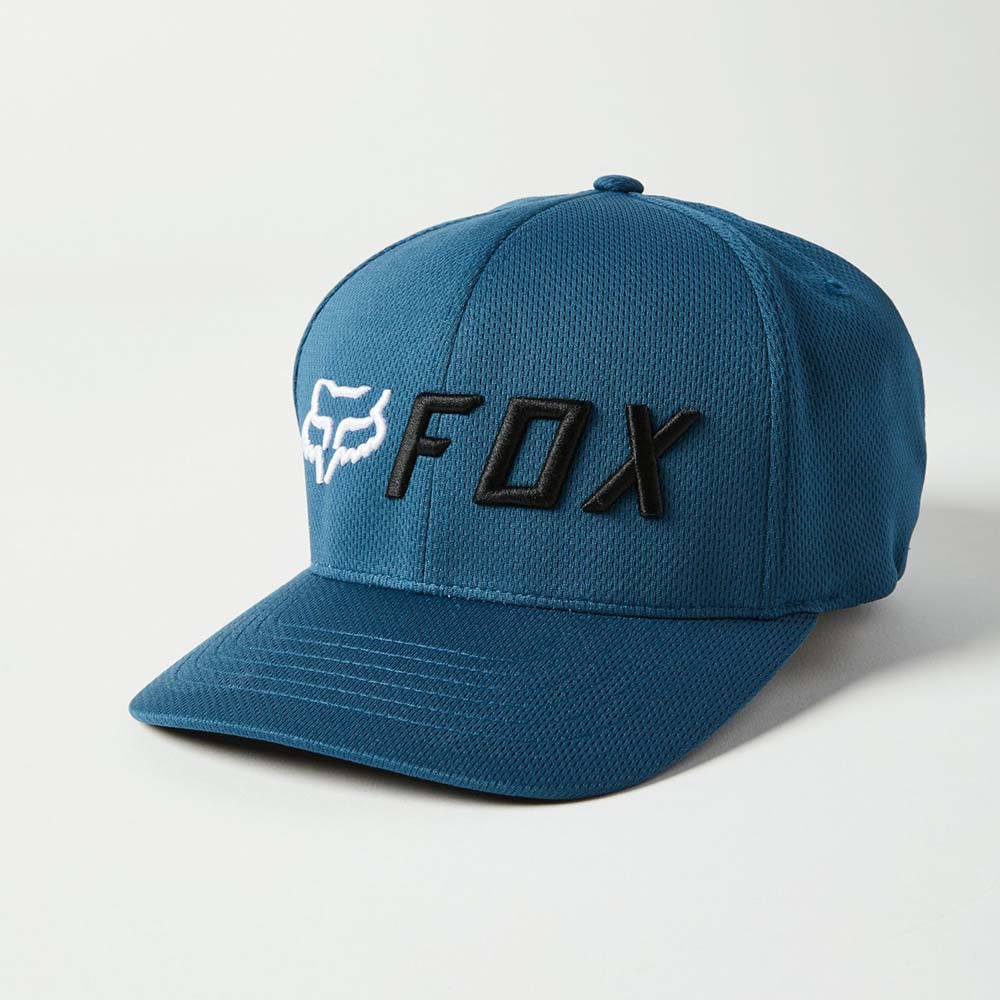 Fox Apex Flexfit Dark Indigo бейсболка