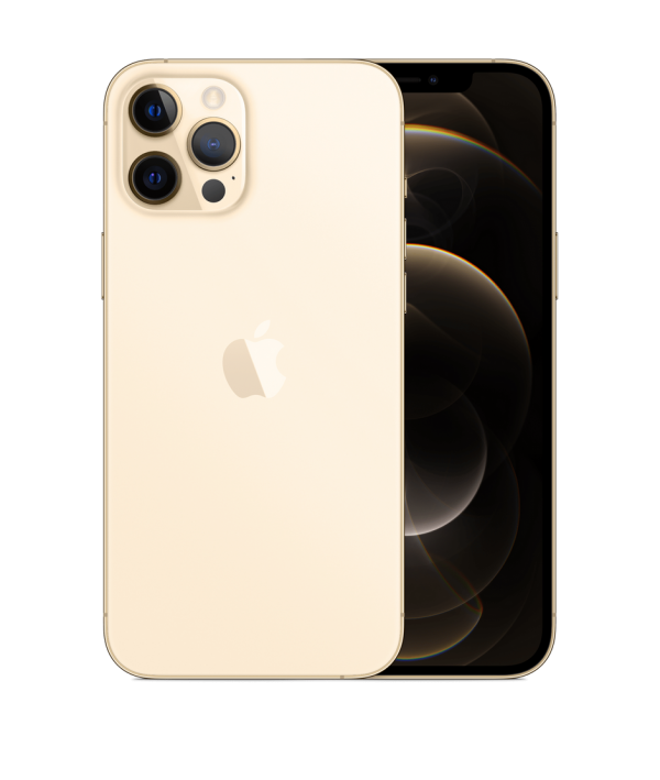 Смартфон Apple iPhone 12 Pro 256GB Gold (MGMR3RU/A)