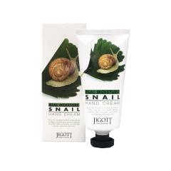 970350 JIGOTT Крем для рук с муцином улитки Real Moisture Snail Hand Cream