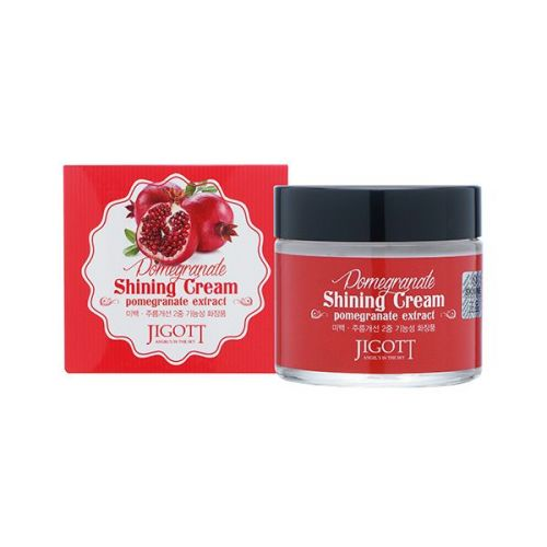 034117 JIGOTT Крем с экстрактом граната для яркости кожи Pomegranate Shining Cream