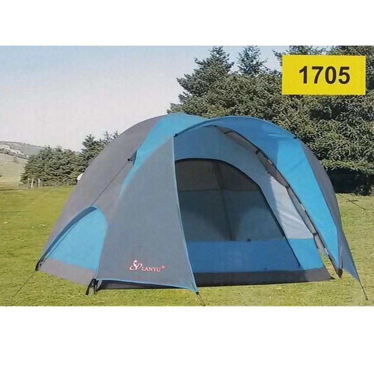 Палатка 3-х местная LANYU LY-1705