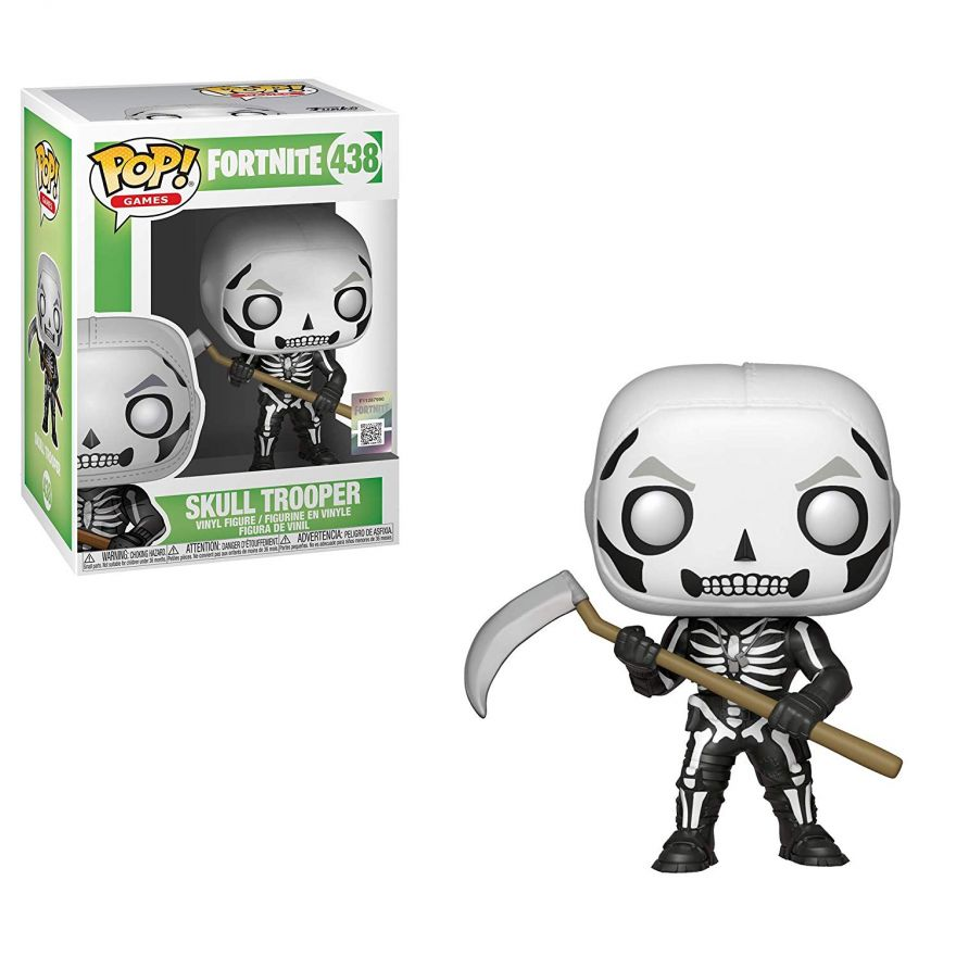 Фигурка Funko POP! Vinyl: Games: Fortnite: Skull Trooper 34470