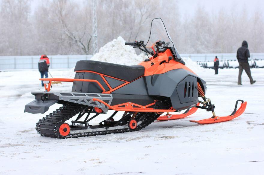 Снегоход утилитарный IRBIS TUNGUS 600L
