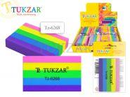 """Ластик прямоугольный """"Rainbow"""" 4.5x3x1 см (арт. Tz-6268)"""