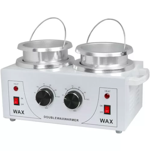 Воскопла двойной с терморегулятором (DOUBLE WAX WARMER) 200 Вт
