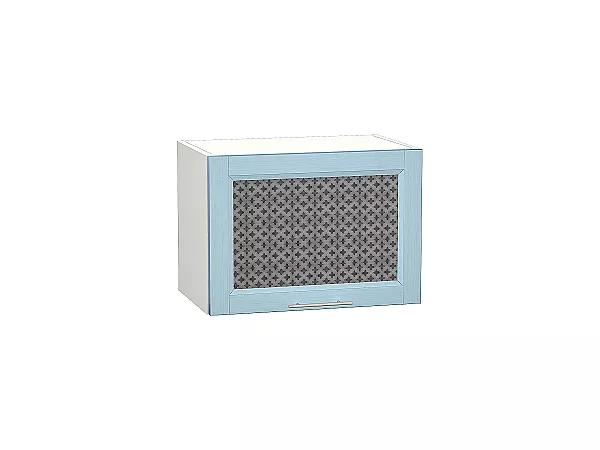 Шкаф верхний Сканди ВГ510 со стеклом Sky Wood