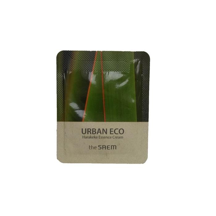 Крем-эссенция с экстрактом новозеландского льна пробник (Sample)Urban Eco Harakeke Essence Cream_1.5m