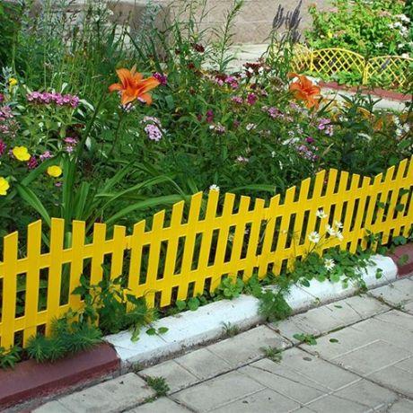 Забор декоративный №5, 7 секций