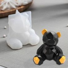 Молд «Медвежонок», 6,5×5,8 см