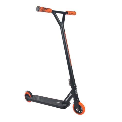 Самокат трюковый DRONE 2.0 HIC black/orange