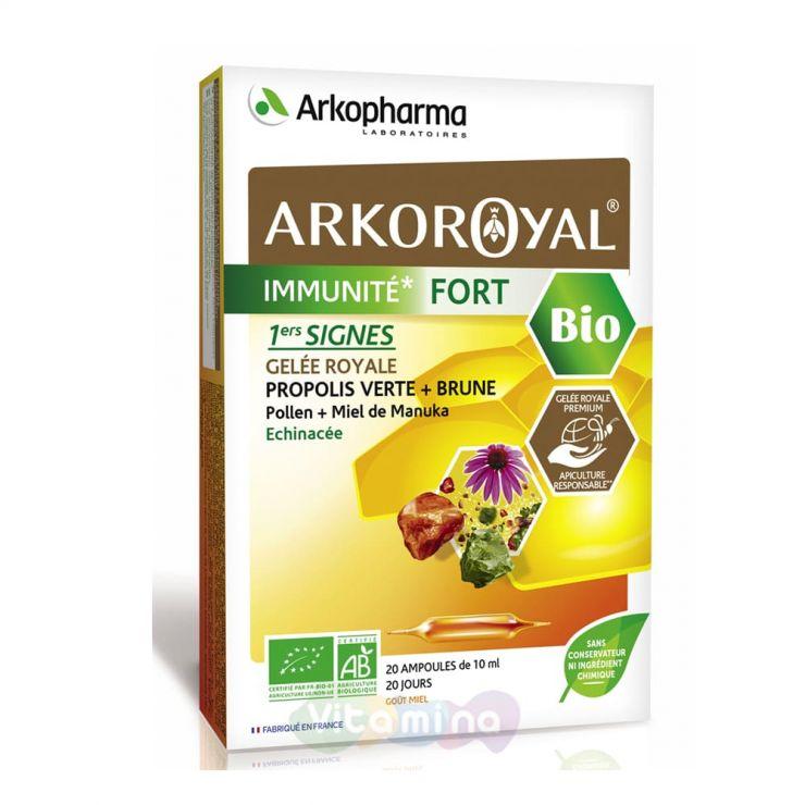 Arkopharma Иммунитет Arkoroyal Immunité Fort