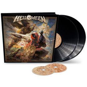 HELLOWEEN - Helloween [EARBOOK]