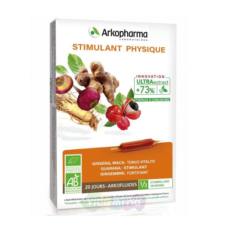 Arkopharma Физический стимулятор Stimulant Physique