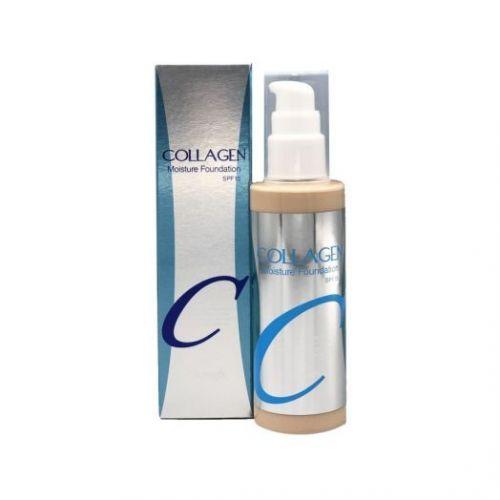 062386 ENOUGH Увлажняющий тональный крем с коллагеном Collagen Moisture Foundation SPF15 #23