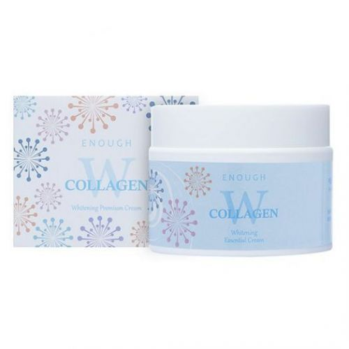 061143 ENOUGH Крем для лица осветляющий с морским коллагеном W COLLAGEN Whitening Premium Cream