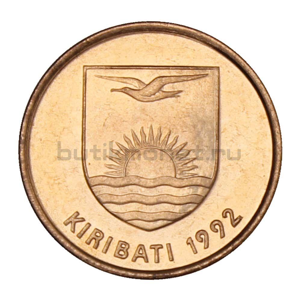 1 цент 1992 Кирибати