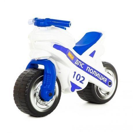 Каталка-мотоцикл МХ Полиция 80622 П-Е