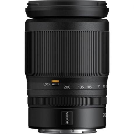 Объектив Nikon 24-200mm f/4-6.3 VR Nikkor Z