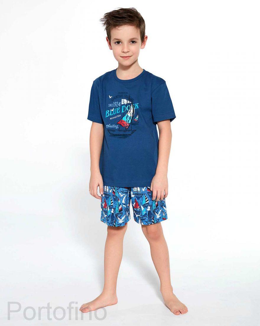 789-96 Пижама для мальчика Cornette