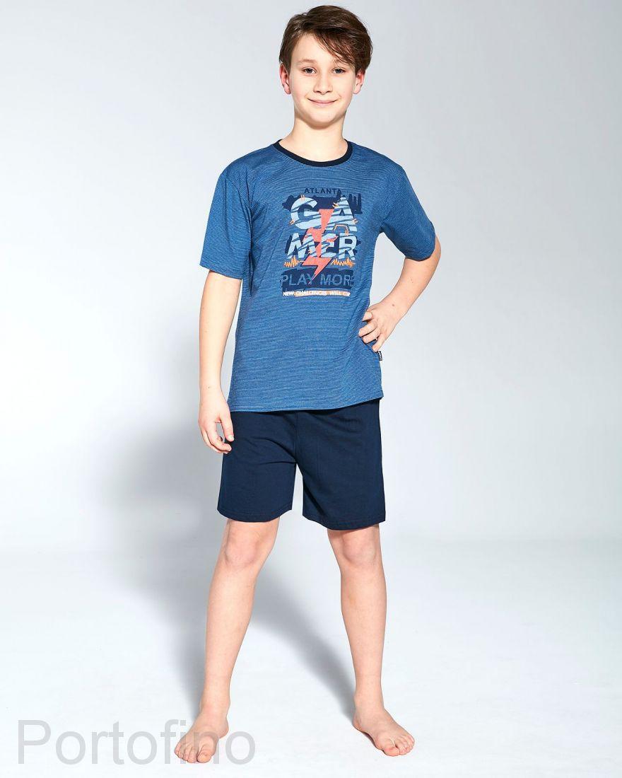 476-92 Пижама для мальчика Cornette