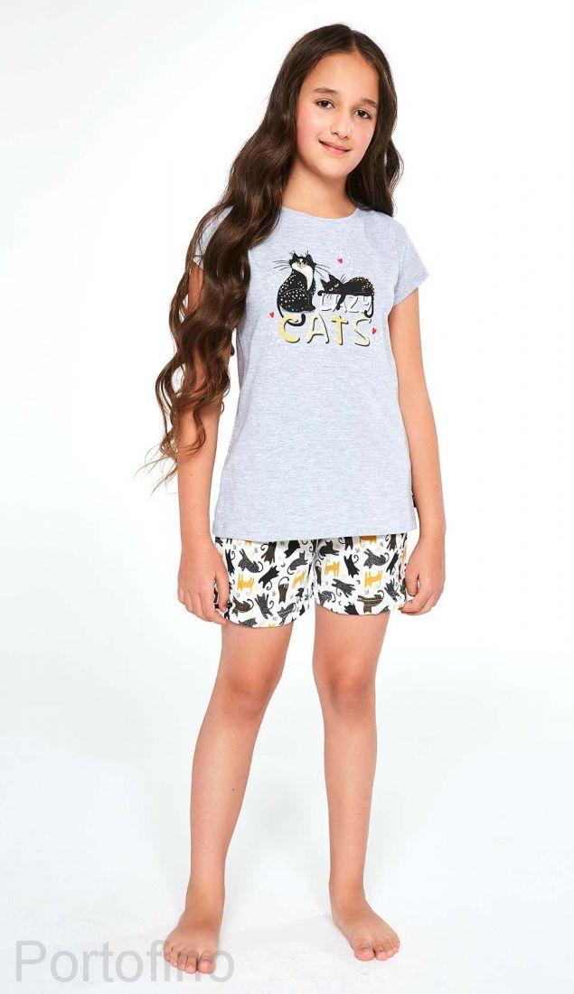 788-87 Пижама для девочек Cornette