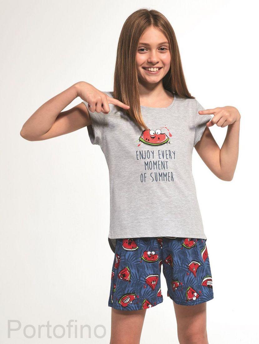 360-73 Пижама для девочек Cornette