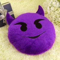 Подушка Emoji Evil ??