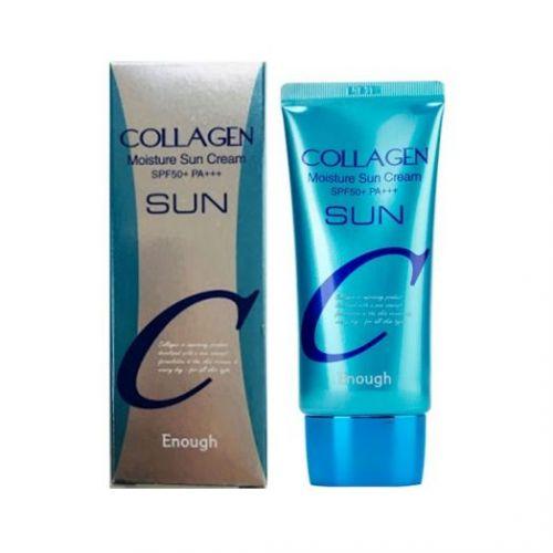 870245 ENOUGH Увлажняющий солнцезащитный крем с коллагеном Collagen Moisture Sun Cream SPF50+ PA+++