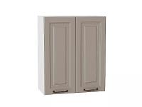 Шкаф верхний с 2-мя дверцами Ницца Royal В600 в цвете Omnia