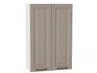 Шкаф верхний с 2-мя дверцами Ницца Royal В609 в цвете Omnia