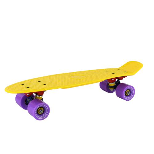 Скейтборд PNB-01 Yellow