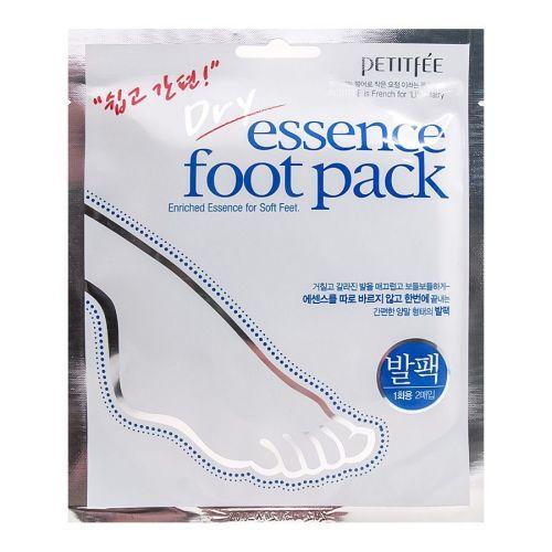 800441 Petitfee Маска носочки для ног с сухой эссенцией Dry Essence Foot Pack