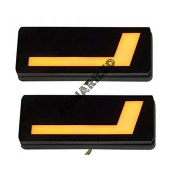 Поворотники на Ниву LED P-Niva-10