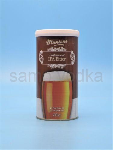 """Солодовый экстракт Muntons """"IPA Bitter"""", 1,8 кг"""