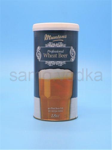 """Солодовый экстракт Muntons """"Wheat Beer"""", 1,8 кг"""