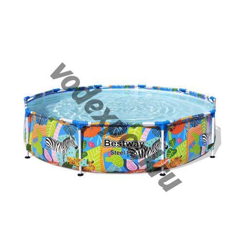 Детский каркасный бассейн Bestway 56985 (305х66 см) Special Edition