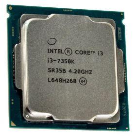 Процессор Intel Core i3-7350K Kaby Lake-S (4200Mhz/LGA1151/L3 4000Kb) OEM
